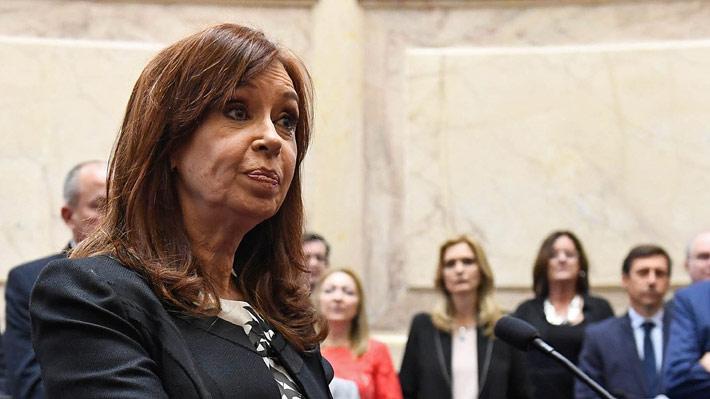 Cristina Fernández será llevada a juicio oral por caso de presunto encubrimiento denunciado por Nisman