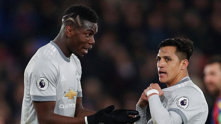 """Alexis vuelve a sufrir con las críticas en el United: """"Perdió el balón 19 veces en la primera mitad y eso es increíble"""""""