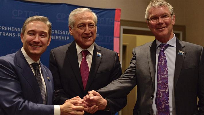 """Canciller y firma del nuevo TPP: """"Es una fuerte señal contra las presiones proteccionistas"""""""