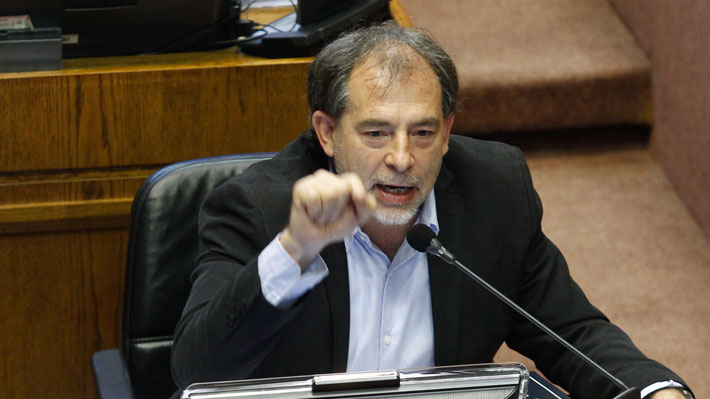 """Guido Girardi crítica desarrollo técnico de """"Ley Cholito"""" y exige mayores recursos"""