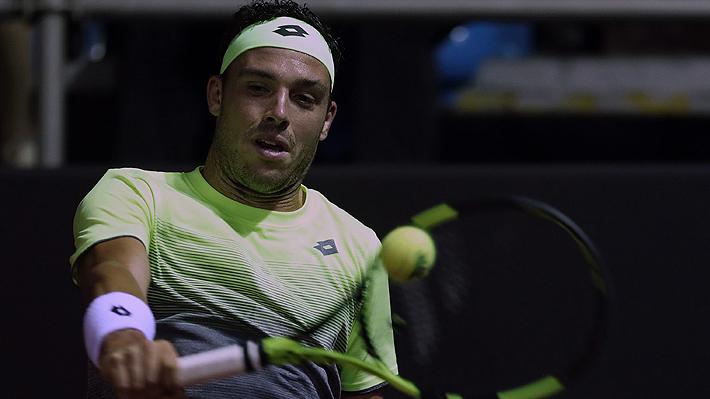 Italiano Marco Cecchinato se repuso con autoridad y salió campeón del Challenger de Santiago