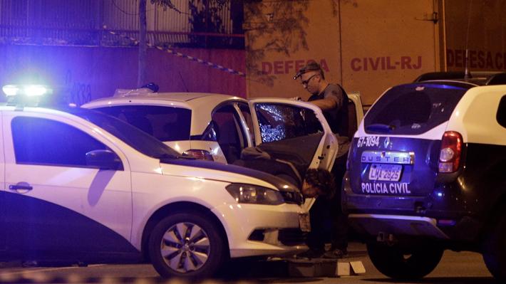 Asesinan a concejal brasileña que se oponía a intervención de Ejército en Río