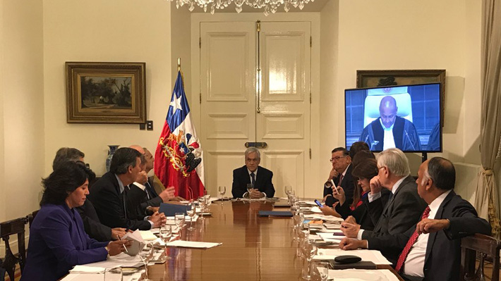 """Revolución Democrática niega """"intención de desaire al gobierno"""" por no haber asistido hoy a La Moneda"""