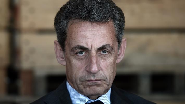 Ex Presidente francés Sarkozy es detenido en investigación por financiación ilícita