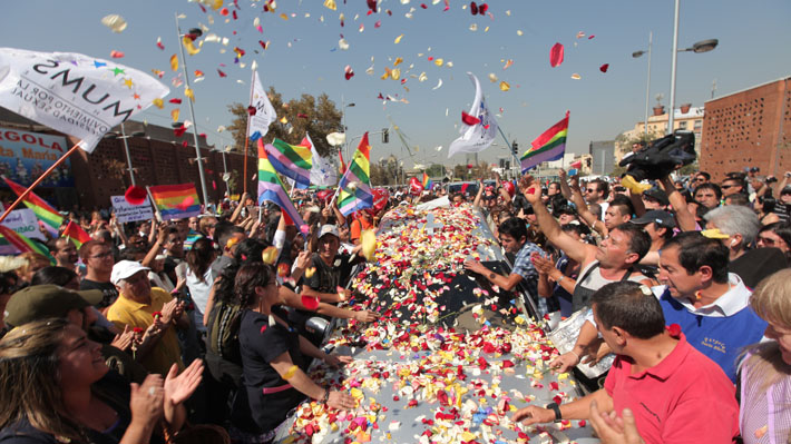 Se cumplen seis años de la muerte de Daniel Zamudio: Piden cambios a la Ley Antidiscriminación