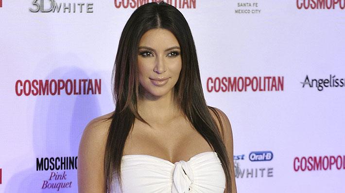 Kim Kardashian es blanco de burlas por exceso de retoques en sus fotografías