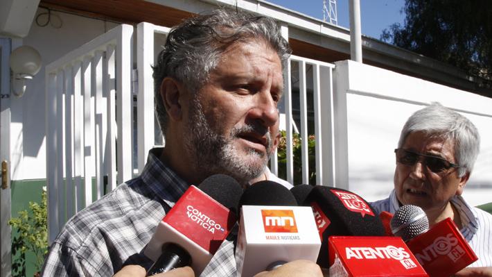 """Bruno Villalobos y cambio de mando de Carabineros: """"Tenía un discurso preparado con mucho cariño"""""""