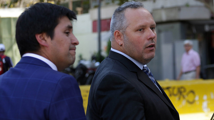 """Fiscal Arias por arista estafa a Gonzalo Vial: """"El 99,9% de los ingresos (de Dávalos) provienen de Caval"""""""