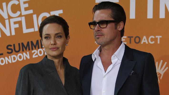 Angelina Jolie y Brad Pitt llegan a un acuerdo de divorcio a un año y medio de haber anunciado su separación