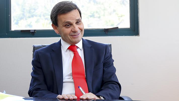 Alfonso Swett es elegido de forma unánime como presidente de la CPC