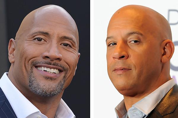 """Dwayne Johnson habla de sus conflictos con Vin Diesel: """"Hubo un importante cara a cara"""""""