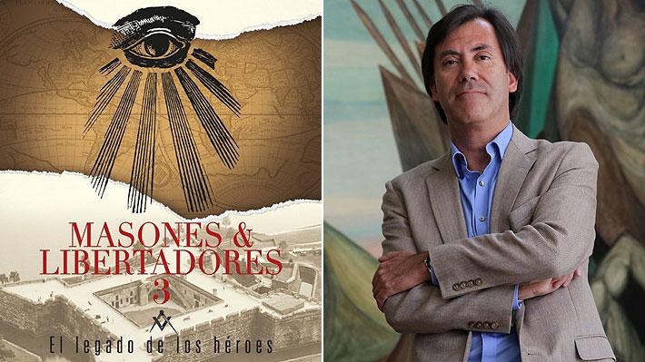 """Libro de la semana: """"El Legado de los héroes"""", o la historia en que José Miguel Carrera es un verdadero """"rockstar"""""""