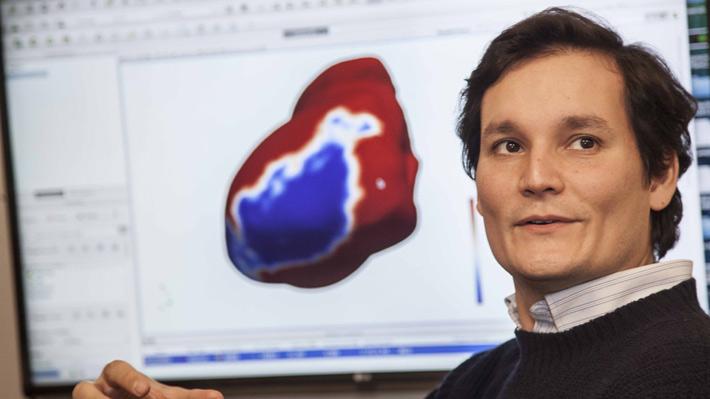 Ingeniero chileno es destacado entre los mejores 50 científicos en el mundo con menos de 40 años