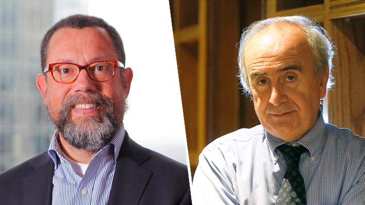 Gobierno confirma a Francisco Orrego como presidente de TVN y a Gastón Gómez a cargo del CNTV