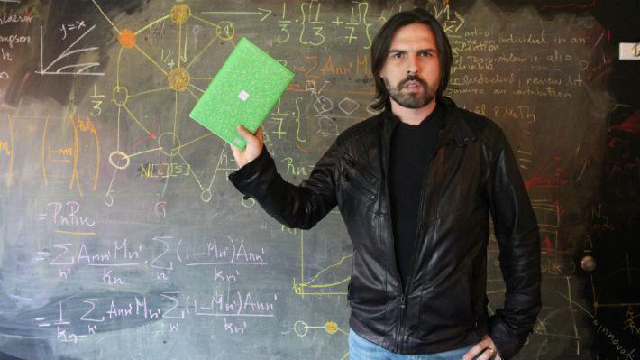 César Hidalgo: El profesor del MIT y físico nacional que apuesta por la inteligencia artificial