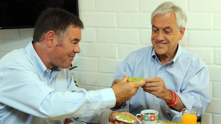 """Los """"guiños"""" entre Piñera y Ossandón: Así ha cambiado la relación entre el Presidente y el senador"""