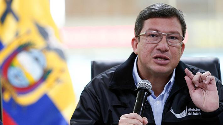 Gobierno de Ecuador confirma el secuestro de otras dos personas en frontera con Colombia