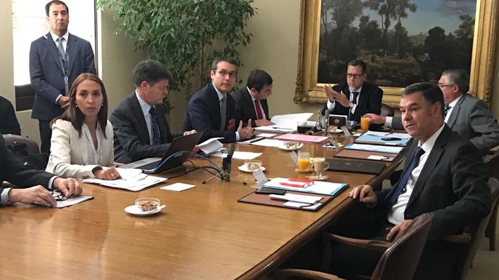 Nuevo equipo organizador de la APEC 2019 se presentó ante la Comisión de RR.EE. del Senado