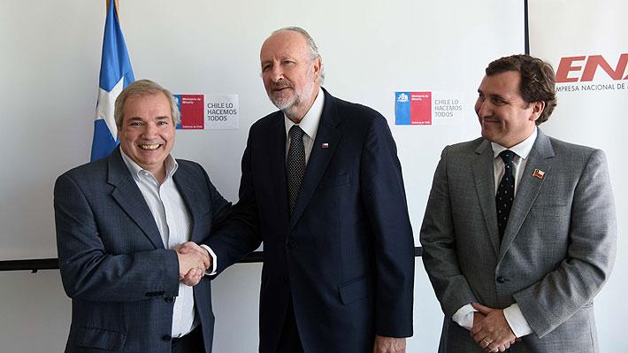 André Sougarret deja Codelco para asumir vicepresidencia ejecutiva de Enami