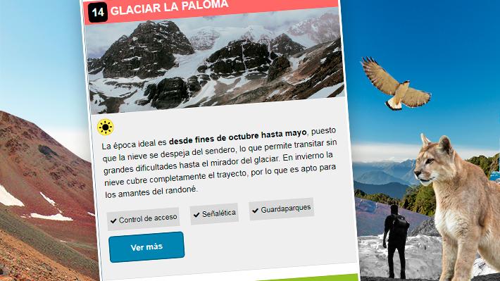 Cerros, ríos y quebradas: 22 excursiones para realizar en Santiago