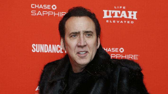 Nicolas Cage sostiene que dejará la actuación en tres o cuatro años