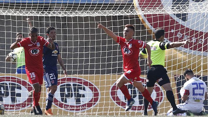 La U sufre una humillante e histórica derrota 6-1 ante La Calera en Quillota en el peor partido de la era Hoyos