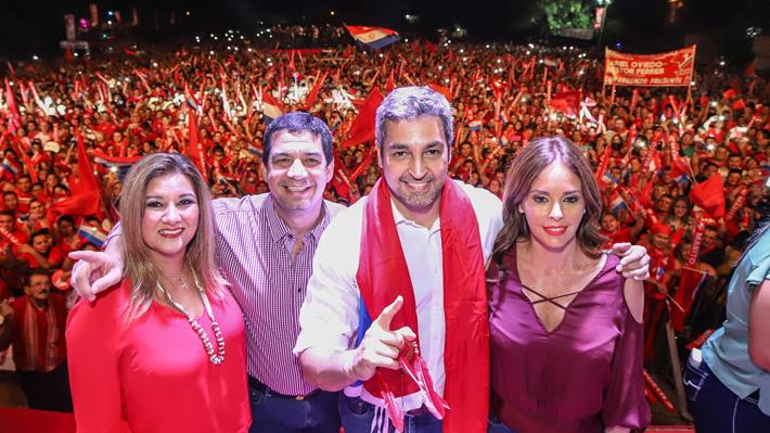 Paraguay tiene nuevo Presidente: Mario Abdo Benítez gana las elecciones y su opositor se niega a reconocer derrota