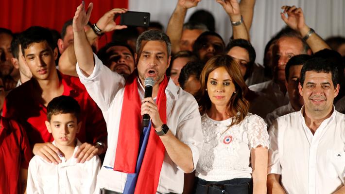 """Mario Abdo Benítez, Presidente electo de Paraguay: """"Tenemos que construir un país con responsabilidad y seriedad"""""""