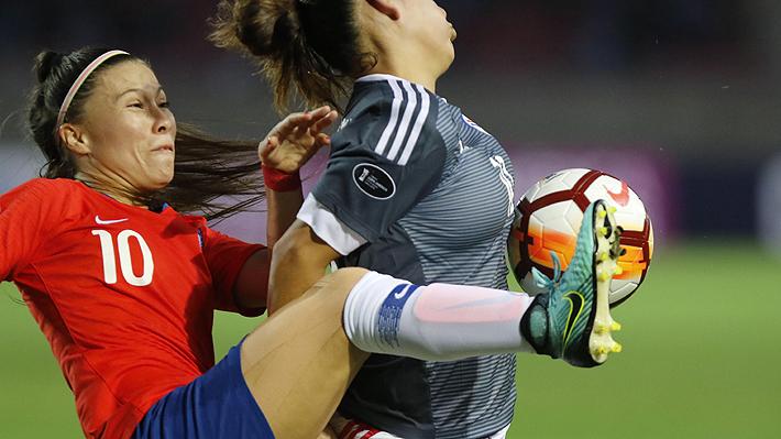 """El reclamo de Yanara Aedo, la goleadora de la """"Roja"""": """"Nos ha tocado vivir el machismo, que el fútbol es para hombres"""""""