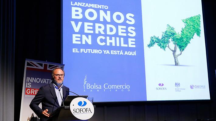 Bolsa de Santiago lanza inédito mercado de Bonos Verdes y Sociales