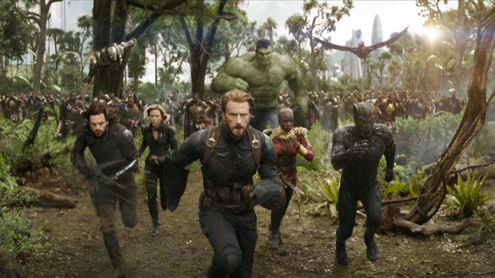 """""""Avengers: Infinity War"""": Más de 20 héroes intentan salvar al Universo en una batalla que no termina aquí"""
