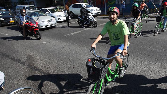 El perfil del nuevo ciclista: Hombre, con estudios superiores y en la ruta centro-oriente