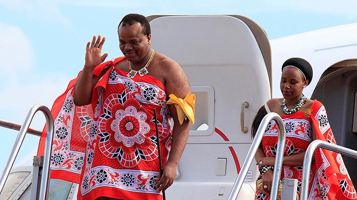 Las razones del Rey de Suazilandia para cambiar el nombre del país
