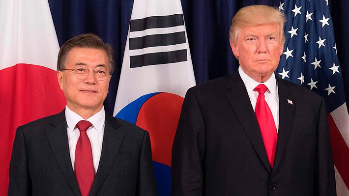 Presidente surcoreano propone a Trump para ganar el Nobel de la Paz