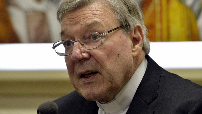 George Pell, jefe de la finanzas del Vaticano será juzgado por múltiples cargos por presuntos abusos sexuales