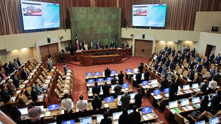 Chile Vamos pide patrocinio al Gobierno para proyecto que rebaja el número de parlamentarios