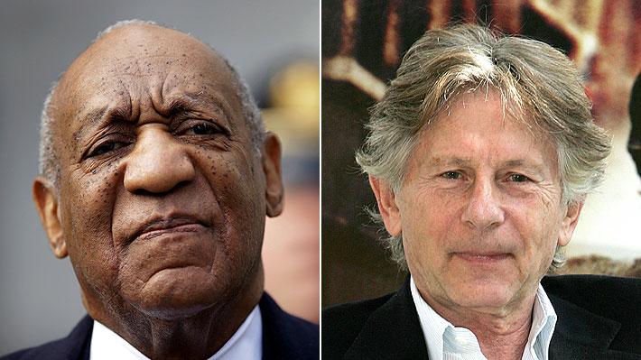 Antes lo había hecho con Harvey Weinstein: Academia de Cine expulsa a Bill Cosby y Roman Polanski
