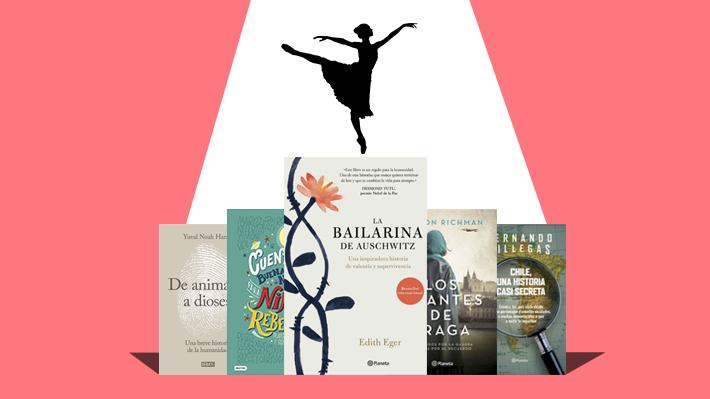 Ranking de libros: Las memorias de una sobreviviente del Holocausto conmueven a los lectores chilenos