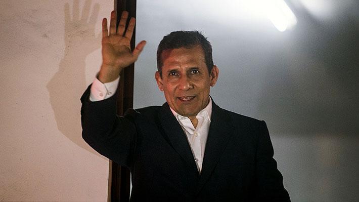 """Ollanta Humala asegura que sale de la cárcel """"sin ánimo de rencor ni venganza"""""""