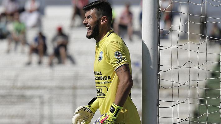 Paulo Garcés dio positivo en un control antidopaje tras el duelo entre Antofagasta y O'Higgins
