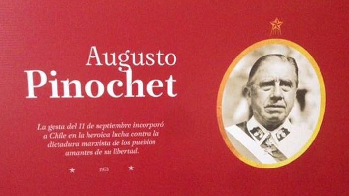 Ministra de las Culturas pide la renuncia del director del Museo Histórico Nacional por incluir imagen de Pinochet en una muestra