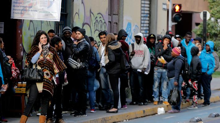 Inmigrantes: 50% dice que ha sido insultado directamente por ser extranjero