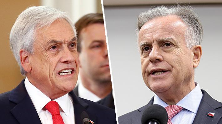 Santelices en el ojo del huracán: ¿Qué debe hacer Piñera con el futuro de su ministro de Salud?