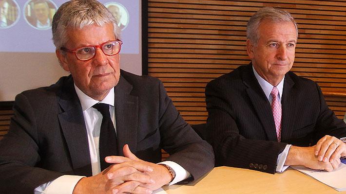 """Eyzaguirre critica a Larraín por su viaje a Harvard: """"Hay un error de juicio respecto de lo público y privado"""""""