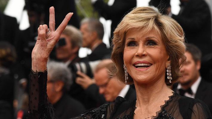 """Jane Fonda se arrepiente de sus cirugías estéticas: """"Detesto haber tenido que retocarme para sentirme bien"""""""