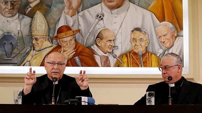 """Obispo Ramos antes de la reunión con el Papa: """"Llegamos con dolor y vergüenza"""""""