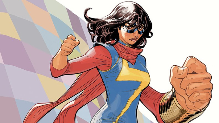 Marvel planea llevar al cine a la primera superheroína musulmana
