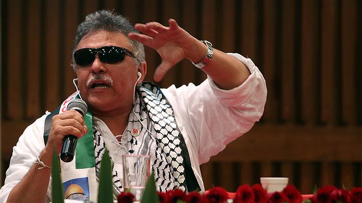 Justicia de Colombia suspende extradición a EE.UU. de ex líder de las FARC