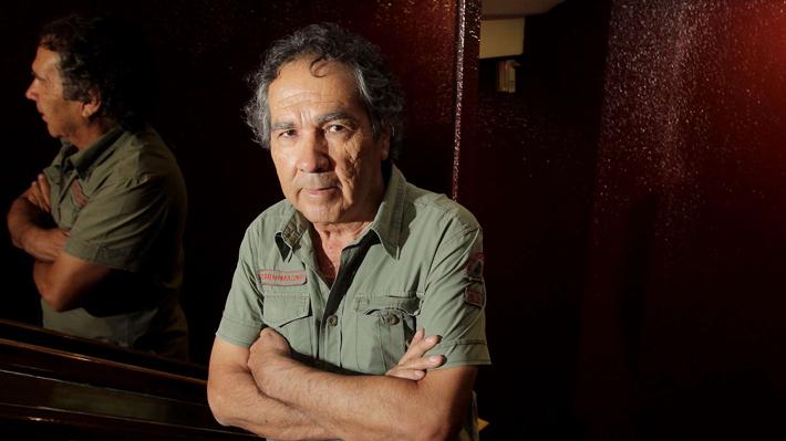 """Hernán Rivera Letelier, escritor: """"Ya tengo listo mi epitafio"""""""