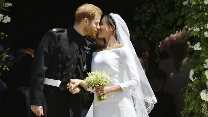 Revive todos los detalles de la esperada boda real de Meghan y Harry